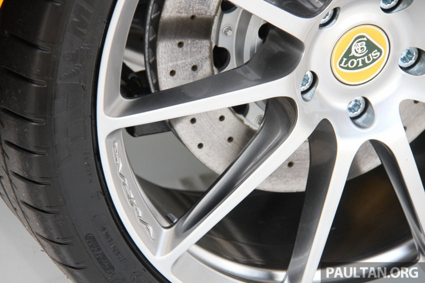 Lotus Evora Sport 410 launched in Malaysia, fr RM641k Image #653832