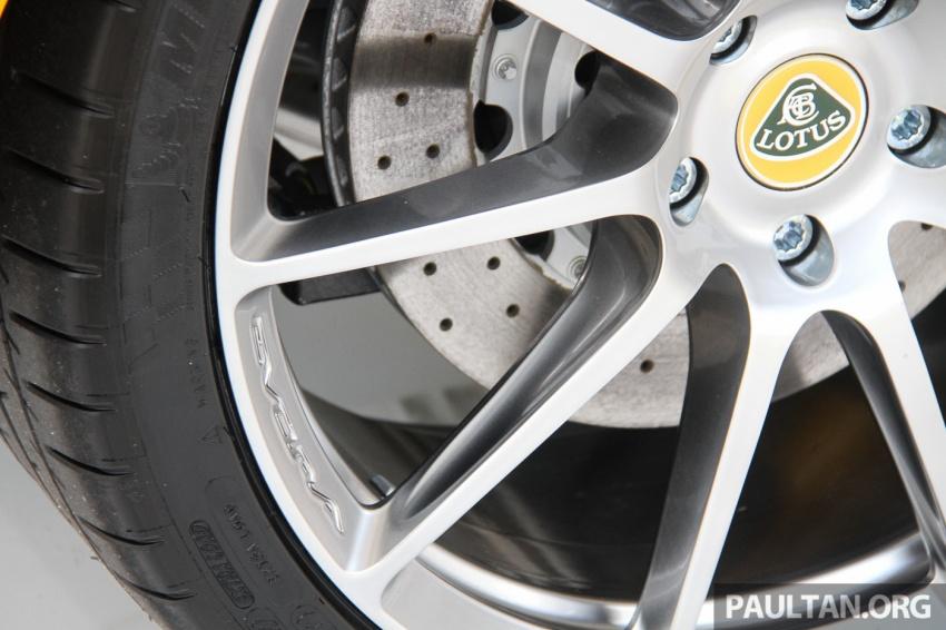 Lotus Evora Sport 410 kini di Malaysia secara rasmi – manual dan automatik 6-kelajuan, RM641k-RM652k Image #653845