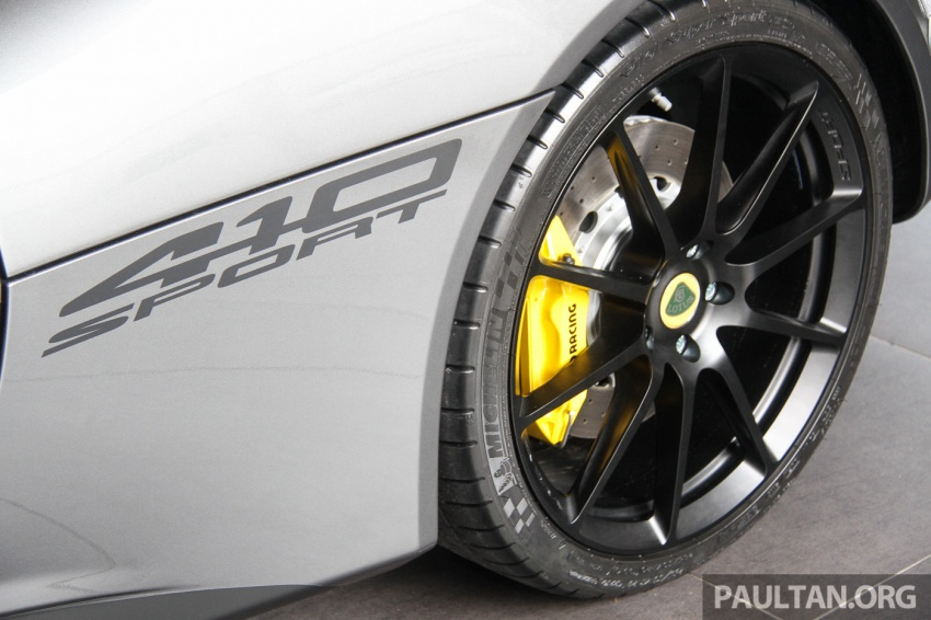 Lotus Evora Sport 410 launched in Malaysia, fr RM641k Image #653783
