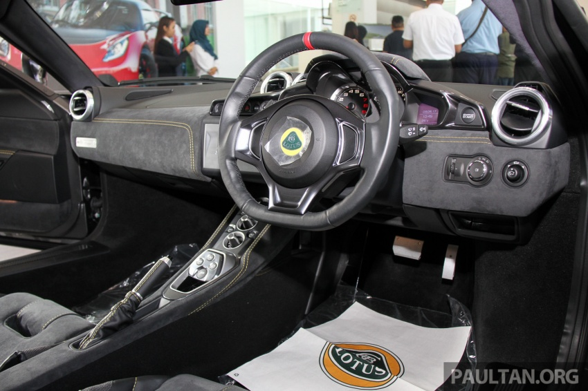 Lotus Evora Sport 410 launched in Malaysia, fr RM641k Image #653852