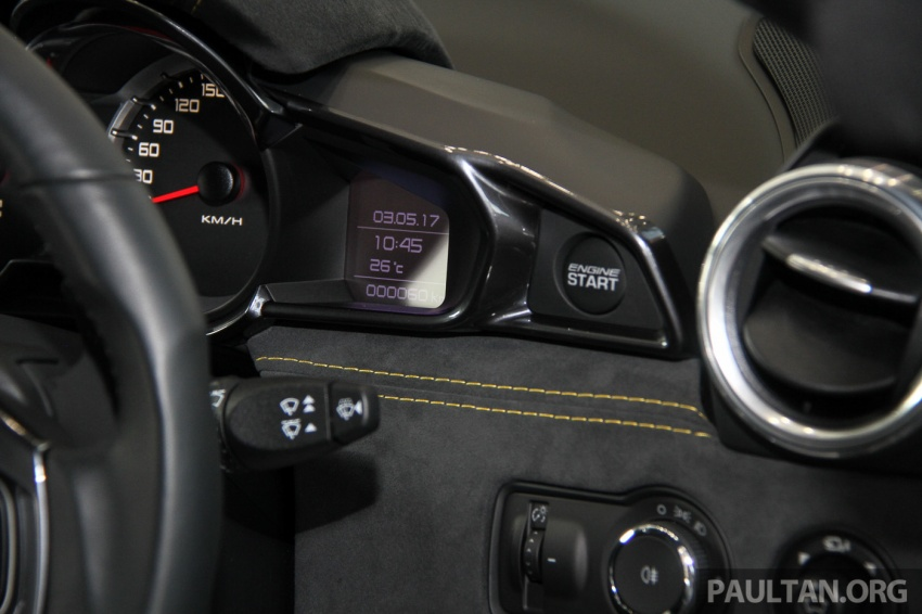 Lotus Evora Sport 410 launched in Malaysia, fr RM641k Image #653860