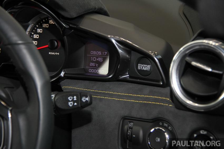Lotus Evora Sport 410 kini di Malaysia secara rasmi – manual dan automatik 6-kelajuan, RM641k-RM652k Image #653868