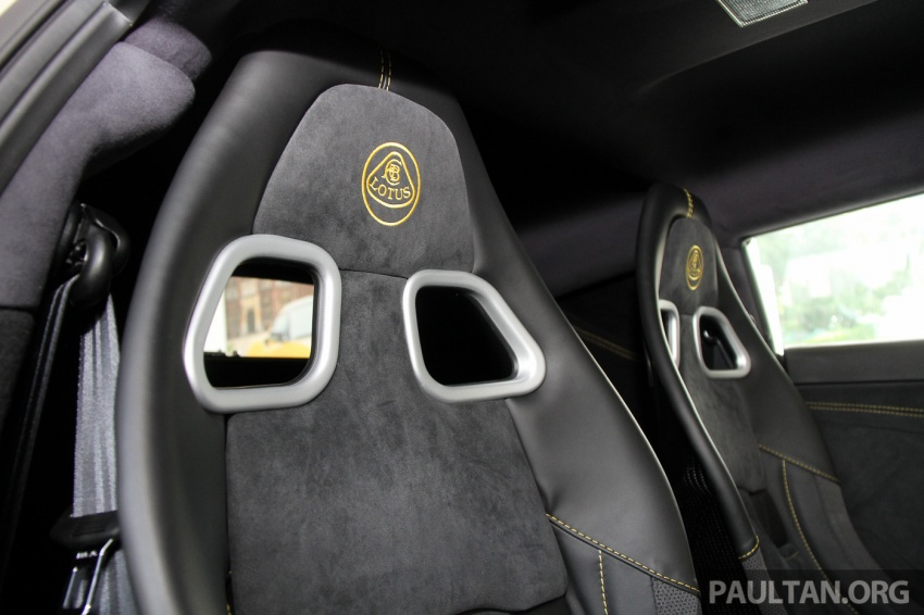 Lotus Evora Sport 410 launched in Malaysia, fr RM641k Image #653866