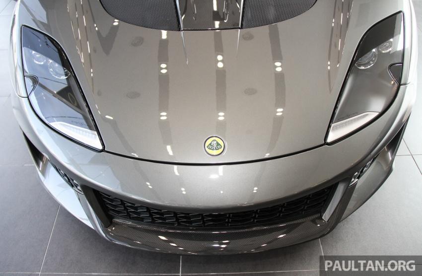 Lotus Evora Sport 410 kini di Malaysia secara rasmi – manual dan automatik 6-kelajuan, RM641k-RM652k Image #653888