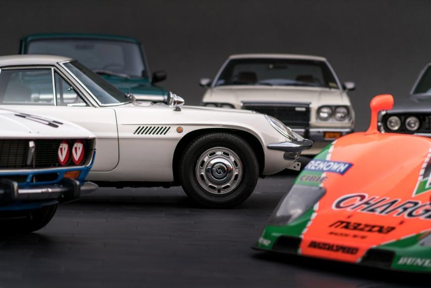 VIDEO: 50 years of Mazda rotary engine development Image #666869