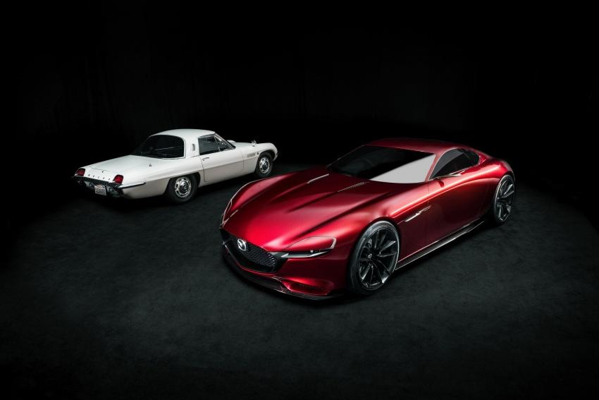 VIDEO: 50 years of Mazda rotary engine development Image #666870