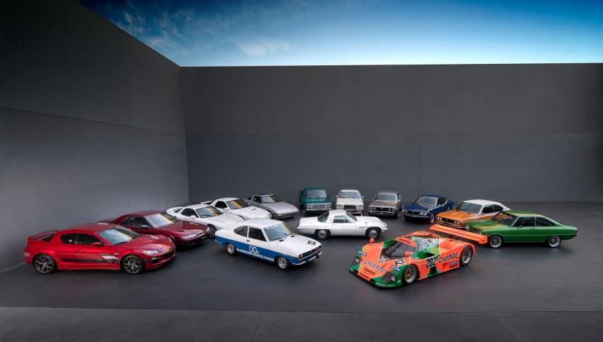 VIDEO: 50 years of Mazda rotary engine development Image #666872