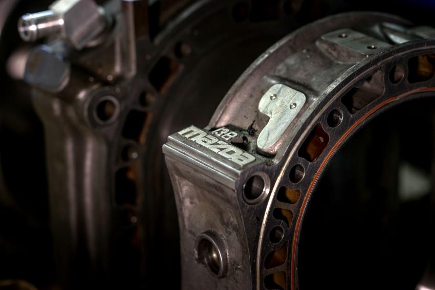 VIDEO: 50 years of Mazda rotary engine development Image #666865