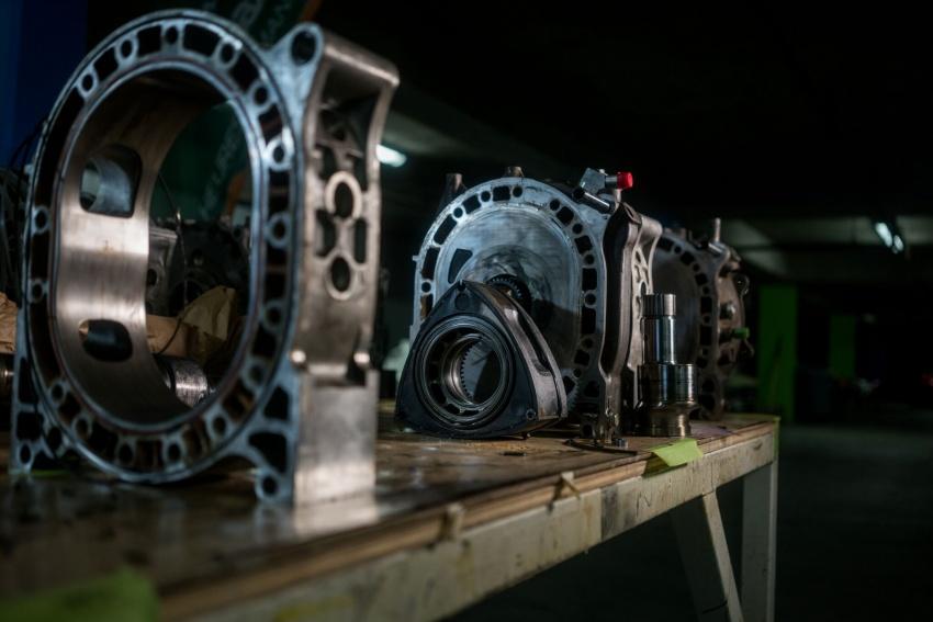 VIDEO: 50 years of Mazda rotary engine development Image #666867