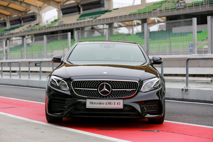 Mercedes-AMG E43 4Matic in Malaysia – RM658,888 Image #656579
