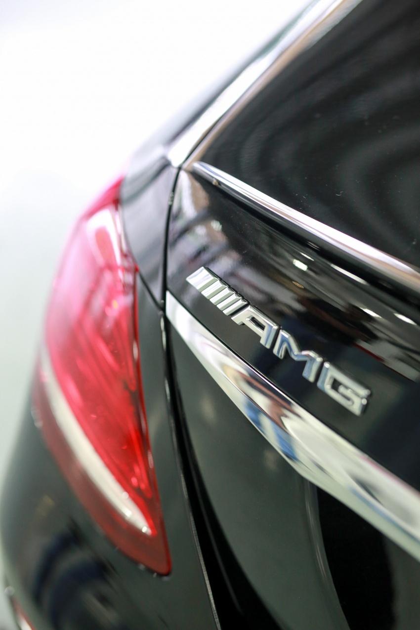Mercedes-AMG E43 4Matic in Malaysia – RM658,888 Image #656588