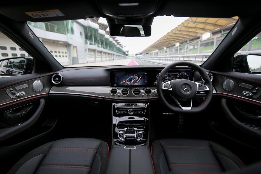 Mercedes-AMG E43 4Matic in Malaysia – RM658,888 Image #656595