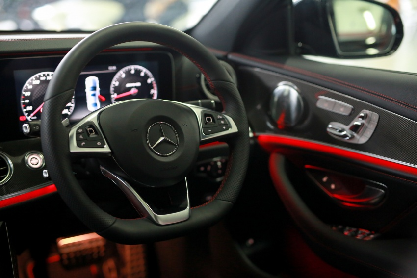 Mercedes-AMG E43 4Matic in Malaysia – RM658,888 Image #656597