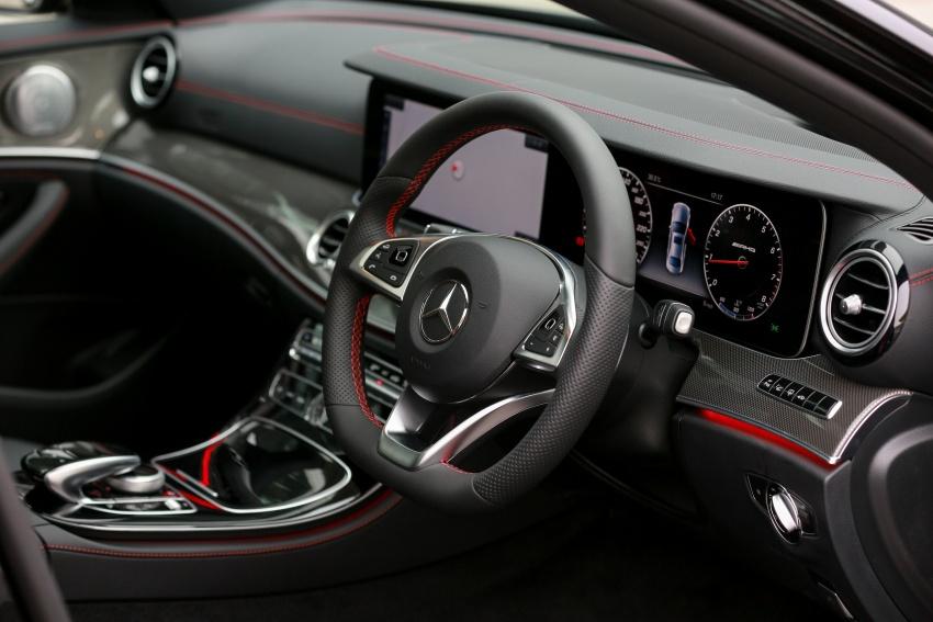 Mercedes-AMG E43 4Matic in Malaysia – RM658,888 Image #656598