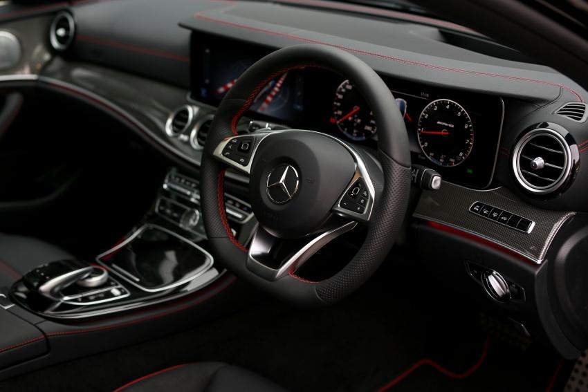Mercedes-AMG E43 4Matic in Malaysia – RM658,888 Image #656599