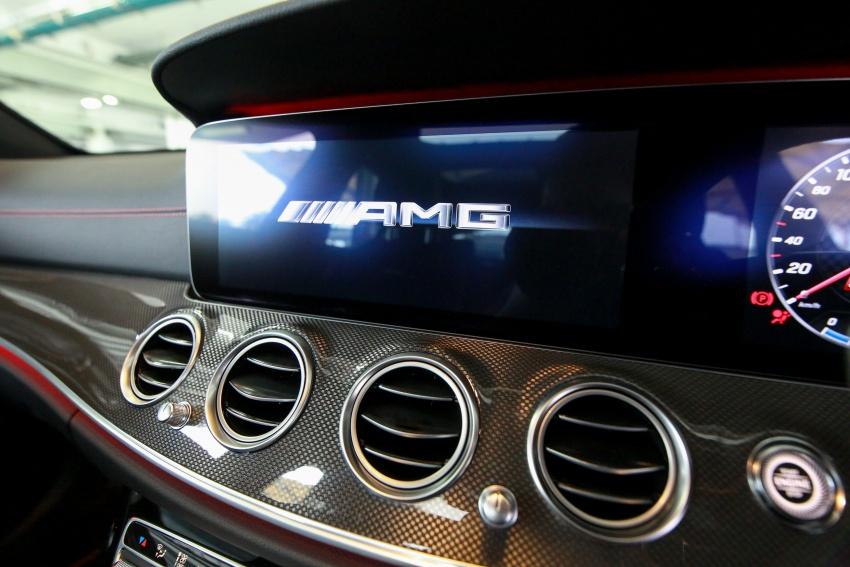 Mercedes-AMG E43 4Matic in Malaysia – RM658,888 Image #656601