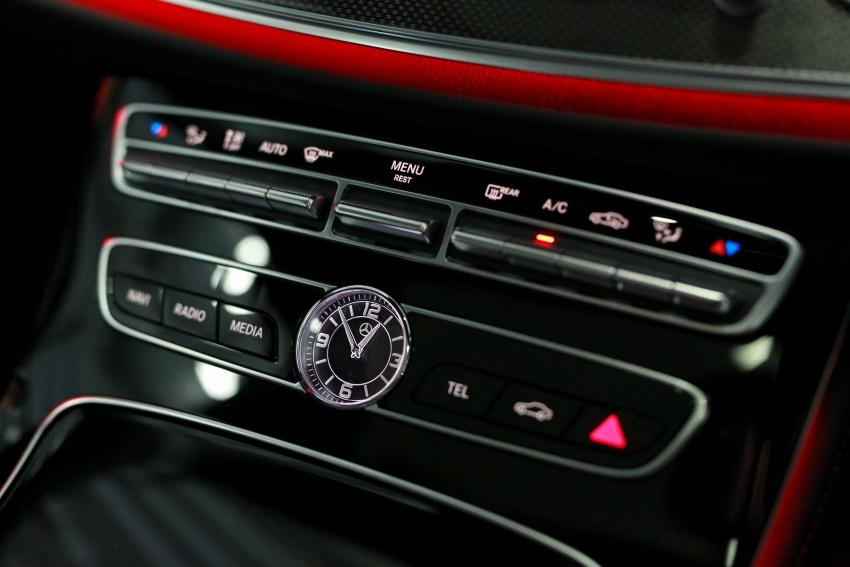 Mercedes-AMG E43 4Matic in Malaysia – RM658,888 Image #656607