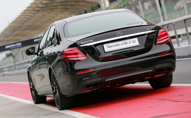 Mercedes-AMG E43 4Matic in Malaysia - RM658,888