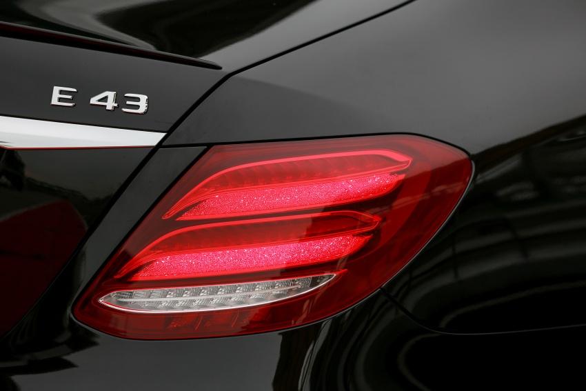 Mercedes-AMG E43 4Matic in Malaysia – RM658,888 Image #656584