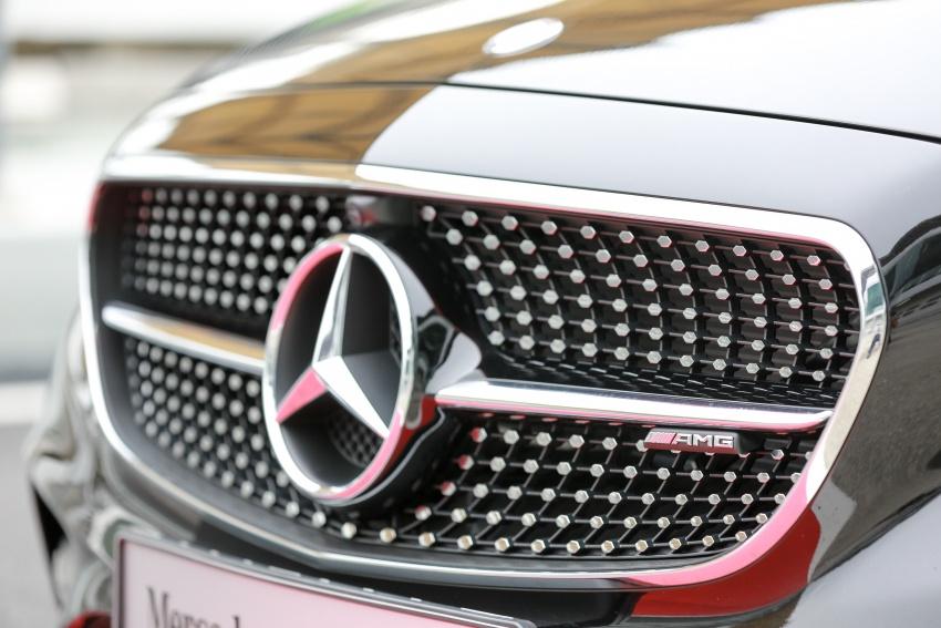 Mercedes-AMG E43 4Matic in Malaysia – RM658,888 Image #656585