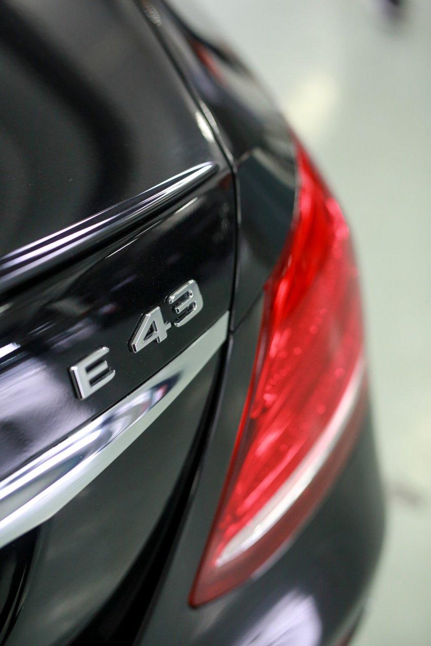Mercedes-AMG E43 4Matic in Malaysia – RM658,888 Image #656587