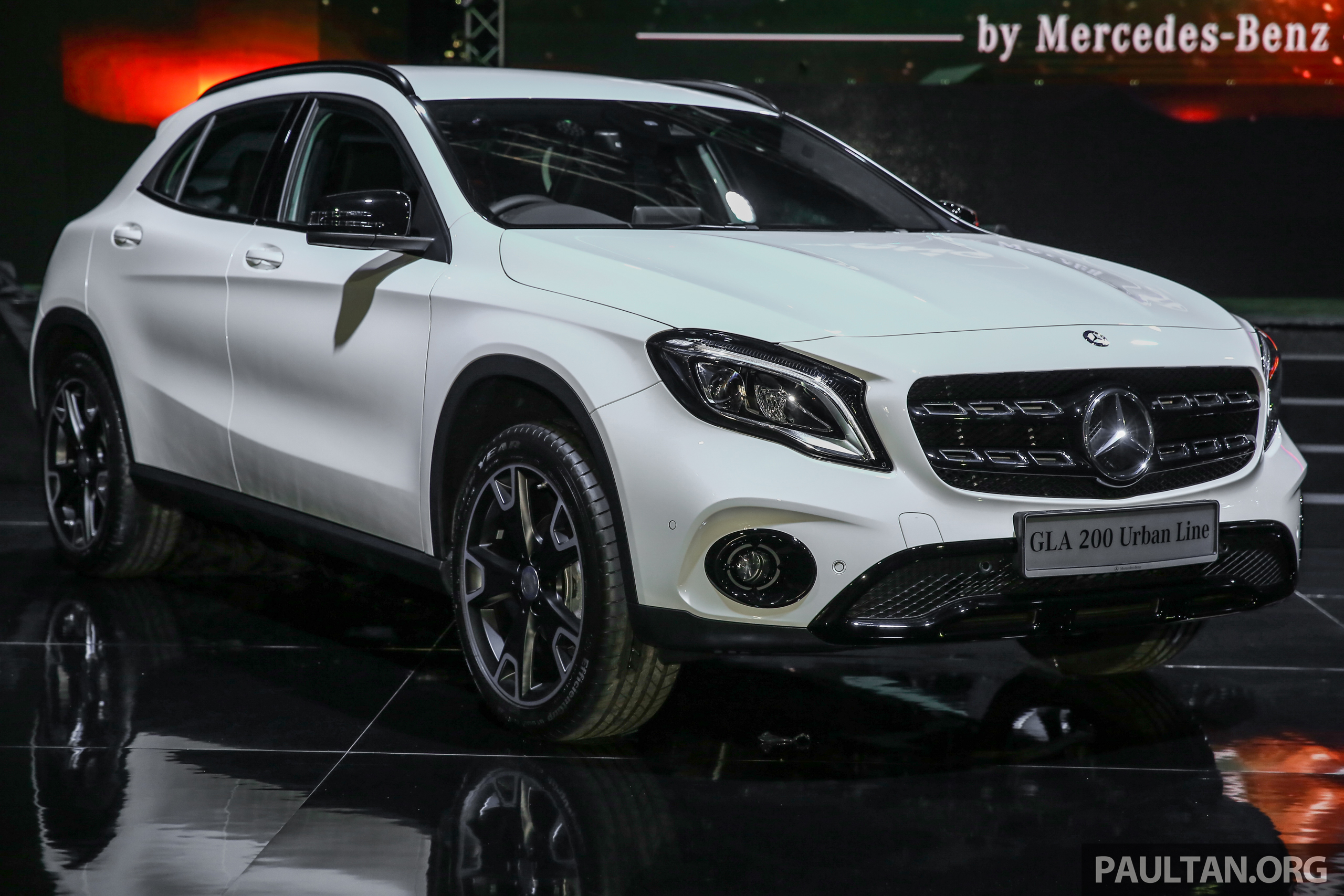 Mercedes-Benz Malaysia has launched the Mercedes-Benz GLA facelift in the country. As before, two non-AMG variants of the premium compact SUV are available ...