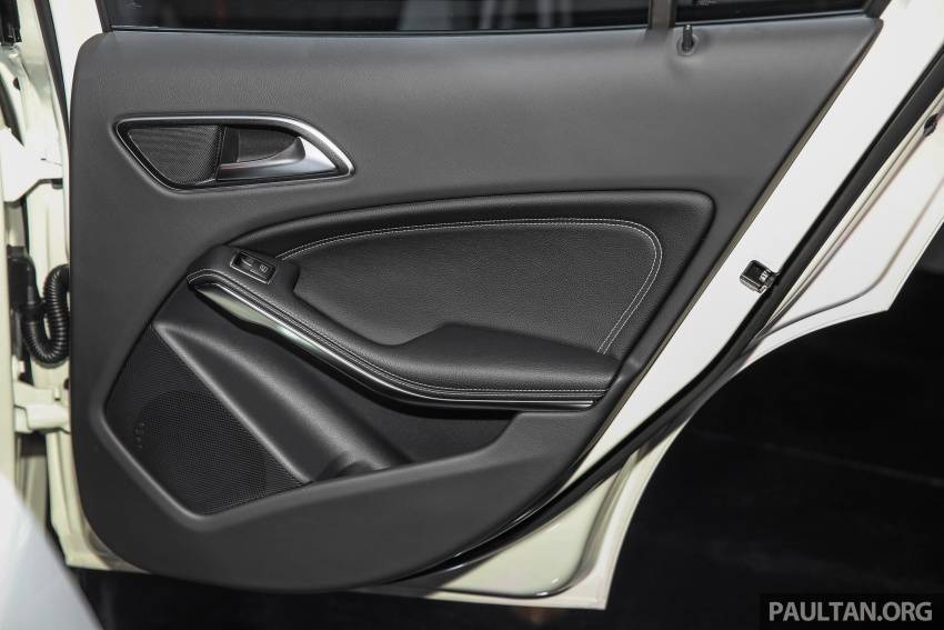 X156 Mercedes-Benz GLA facelift launched in Malaysia – GLA200 for RM240k, GLA250 4Matic at RM270k Image #663417
