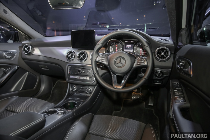 X156 Mercedes-Benz GLA facelift launched in Malaysia – GLA200 for RM240k, GLA250 4Matic at RM270k Image #663397