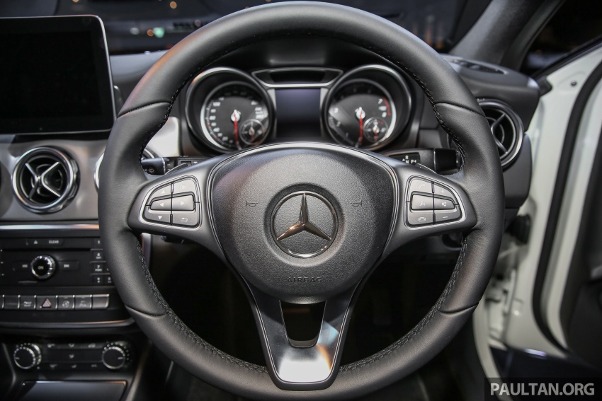 X156 Mercedes-Benz GLA facelift launched in Malaysia – GLA200 for RM240k, GLA250 4Matic at RM270k Image #663399