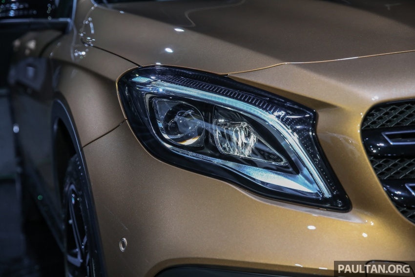 X156 Mercedes-Benz GLA facelift launched in Malaysia – GLA200 for RM240k, GLA250 4Matic at RM270k Image #663459
