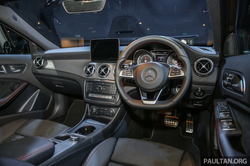 X156 Mercedes-Benz GLA facelift launched in Malaysia – GLA200 for RM240k, GLA250 4Matic at RM270k Image #663492