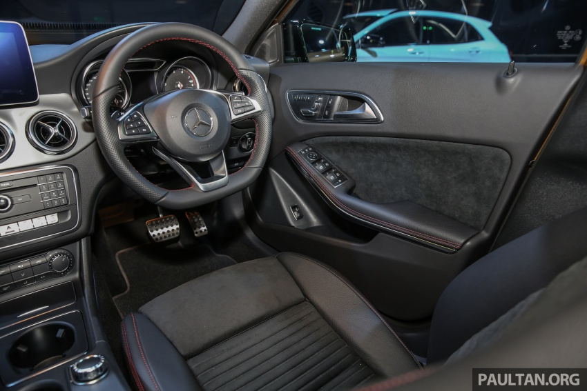 X156 Mercedes-Benz GLA facelift launched in Malaysia – GLA200 for RM240k, GLA250 4Matic at RM270k Image #663493