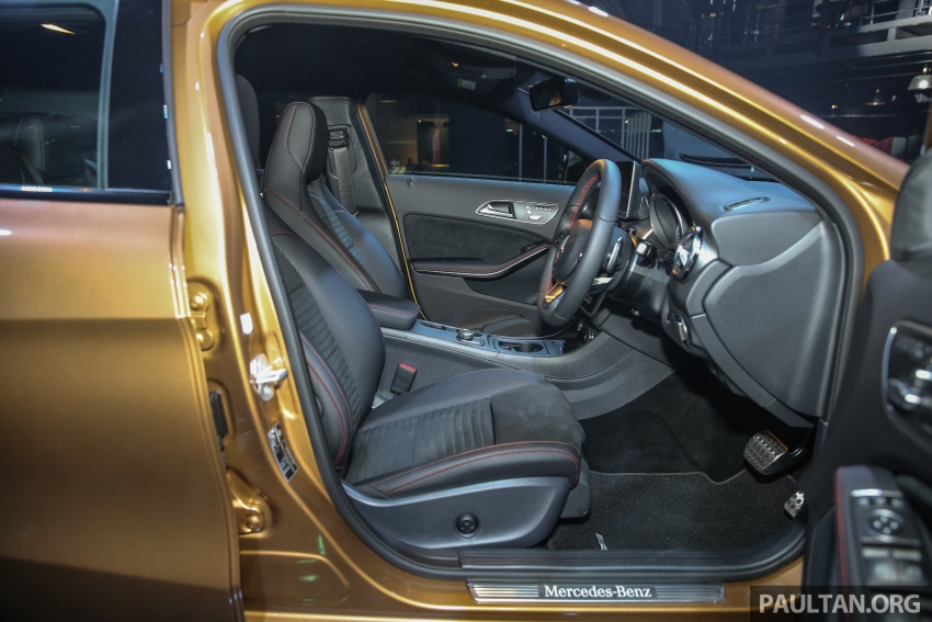 X156 Mercedes-Benz GLA facelift launched in Malaysia – GLA200 for RM240k, GLA250 4Matic at RM270k Image #663498