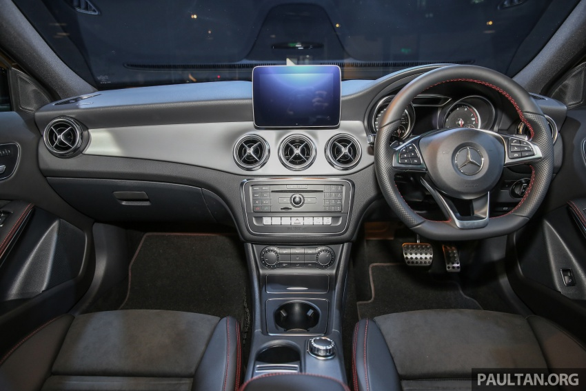 X156 Mercedes-Benz GLA facelift launched in Malaysia – GLA200 for RM240k, GLA250 4Matic at RM270k Image #663480