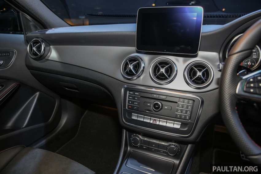 X156 Mercedes-Benz GLA facelift launched in Malaysia – GLA200 for RM240k, GLA250 4Matic at RM270k Image #663484