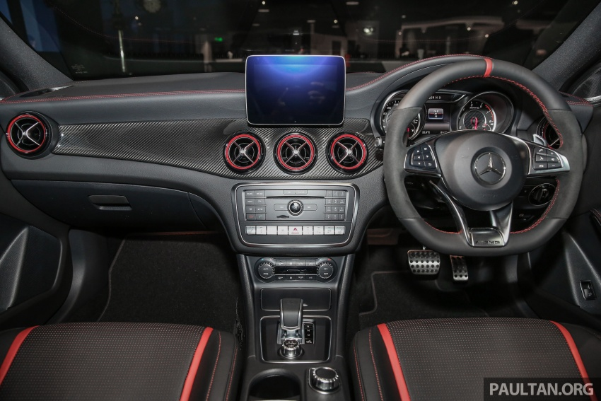 Mercedes-AMG GLA45 4Matic facelift makes its Malaysian debut – 375 hp and 475 Nm, RM408,888 Image #663585