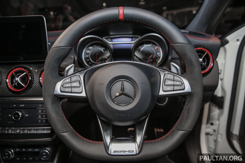 Mercedes-AMG GLA45 4Matic facelift makes its Malaysian debut – 375 hp and 475 Nm, RM408,888 Image #663586