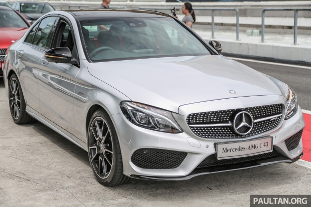 Mercedes-AMG C43 4Matic Sedan and Coupe launched in Malaysia – 362 ...