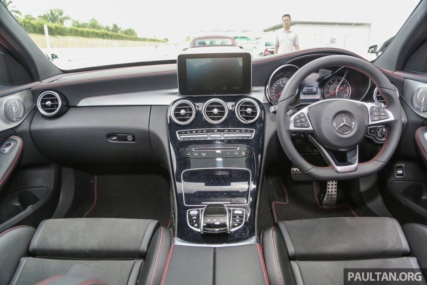 Mercedes-AMG C43 4Matic Sedan and Coupe launched in Malaysia – 362 hp 3.0 litre biturbo V6, RM500k-549k Image #657388