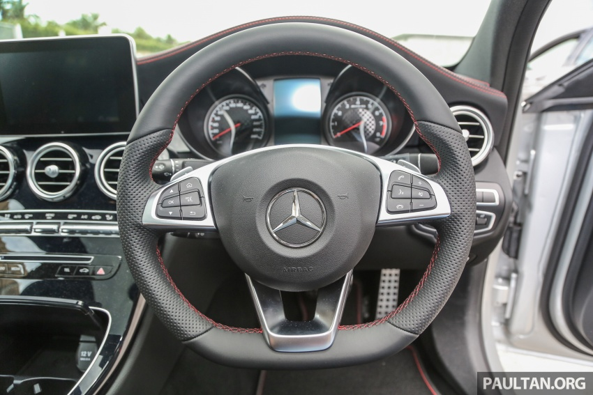 Mercedes-AMG C43 4Matic Sedan and Coupe launched in Malaysia – 362 hp 3.0 litre biturbo V6, RM500k-549k Image #657389