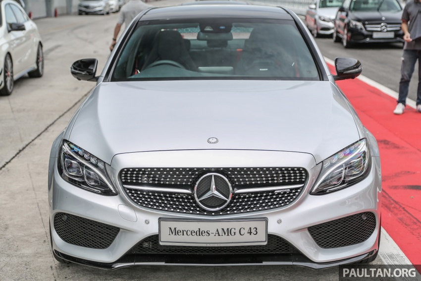 Mercedes-AMG C43 4Matic Sedan and Coupe launched in Malaysia – 362 hp 3.0 litre biturbo V6, RM500k-549k Image #657370