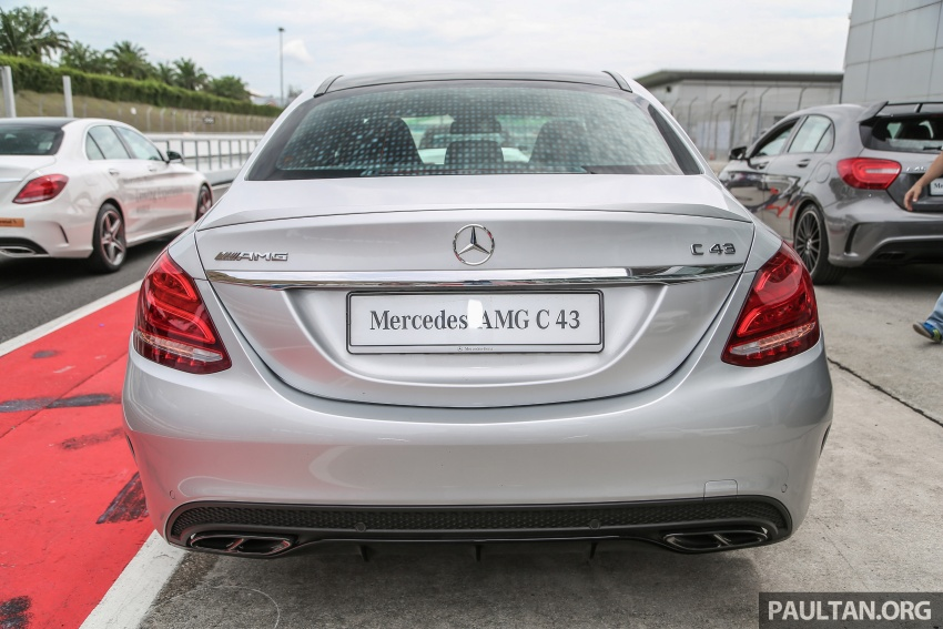 Mercedes-AMG C43 4Matic Sedan and Coupe launched in Malaysia – 362 hp 3.0 litre biturbo V6, RM500k-549k Image #657373