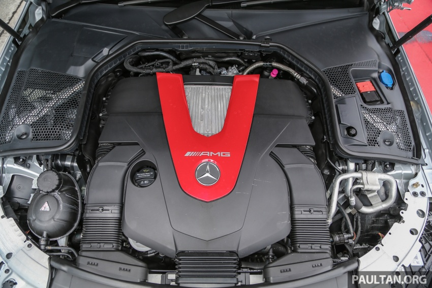 Mercedes-AMG C43 4Matic Sedan and Coupe launched in Malaysia – 362 hp 3.0 litre biturbo V6, RM500k-549k Image #657384