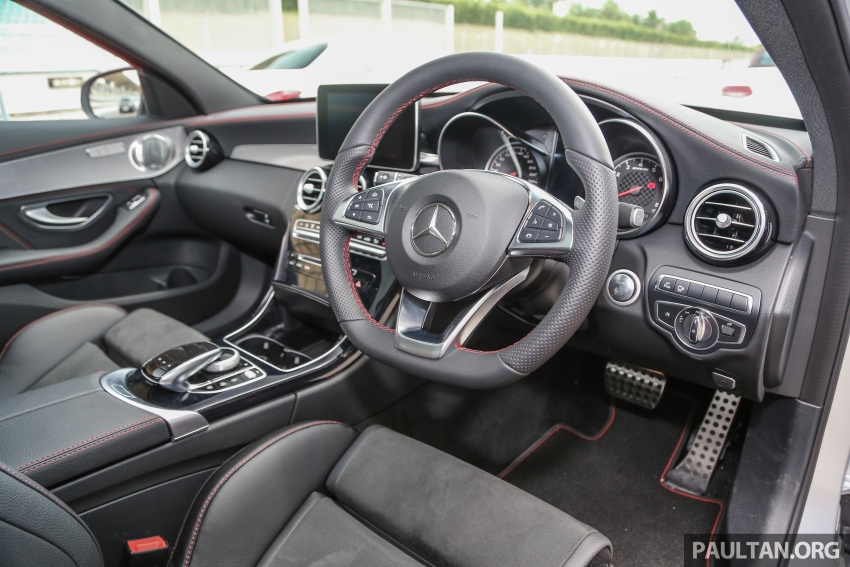 Mercedes-AMG C43 4Matic Sedan and Coupe launched in Malaysia – 362 hp 3.0 litre biturbo V6, RM500k-549k Image #657386