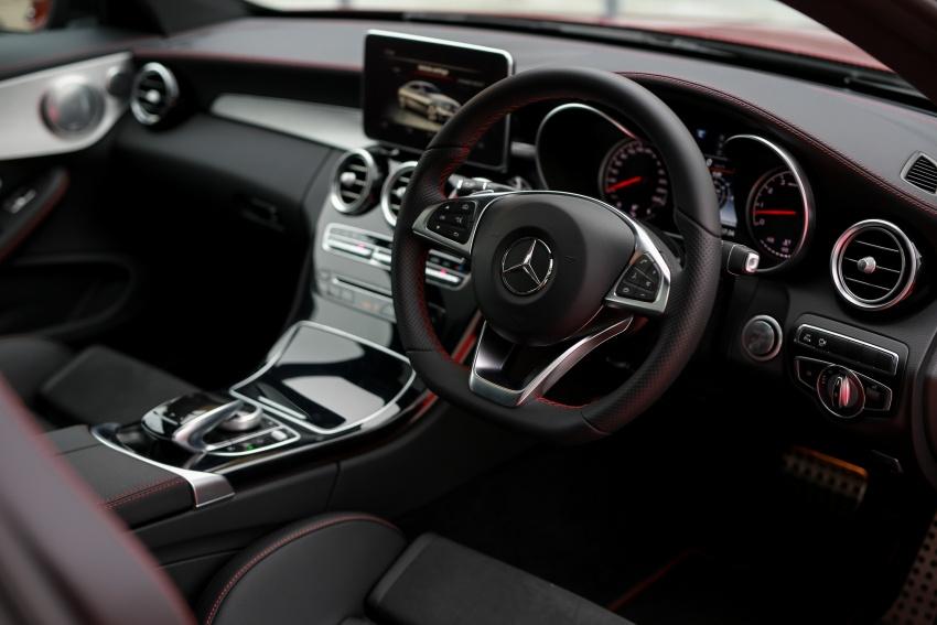 Mercedes-AMG C43 4Matic Sedan dan Coupe kini di M'sia – 3.0L biturbo V6 362 hp, RM500-RM549k Image #656725