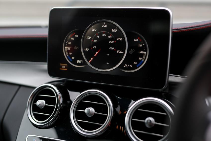 Mercedes-AMG C43 4Matic Sedan dan Coupe kini di M'sia – 3.0L biturbo V6 362 hp, RM500-RM549k Image #656742