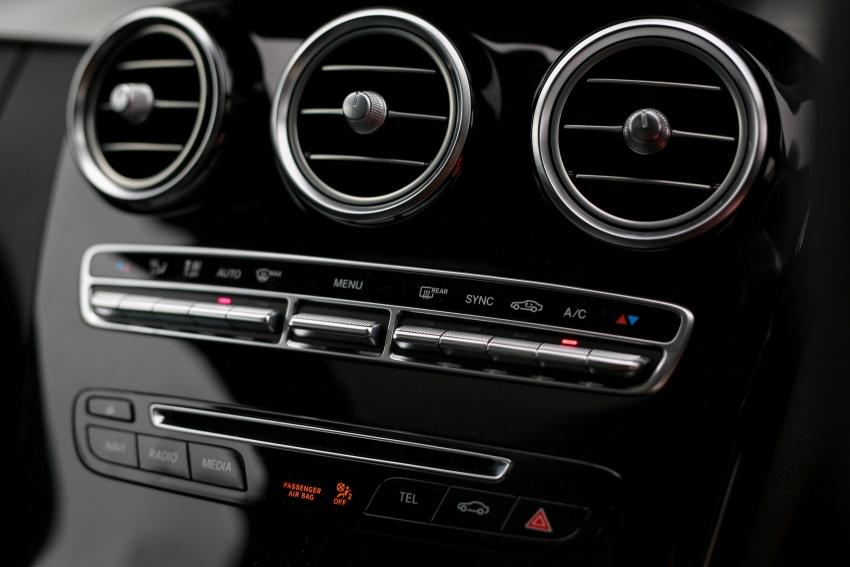 Mercedes-AMG C43 4Matic Sedan dan Coupe kini di M'sia – 3.0L biturbo V6 362 hp, RM500-RM549k Image #656741