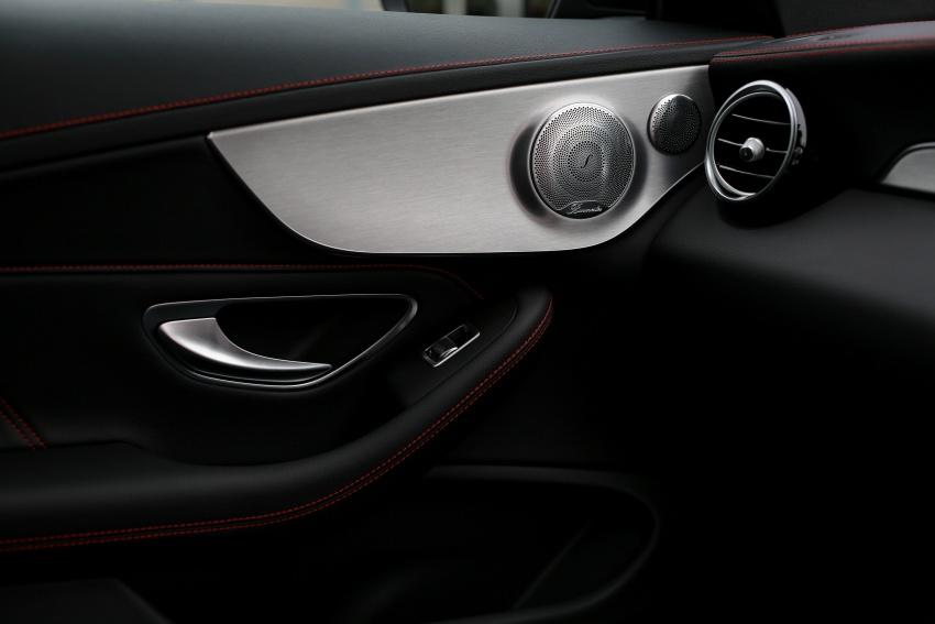 Mercedes-AMG C43 4Matic Sedan dan Coupe kini di M'sia – 3.0L biturbo V6 362 hp, RM500-RM549k Image #656740