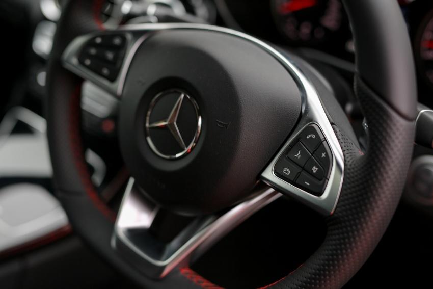 Mercedes-AMG C43 4Matic Sedan dan Coupe kini di M'sia – 3.0L biturbo V6 362 hp, RM500-RM549k Image #656739