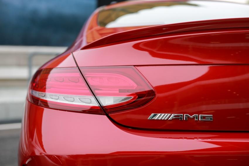Mercedes-AMG C43 4Matic Sedan dan Coupe kini di M'sia – 3.0L biturbo V6 362 hp, RM500-RM549k Image #656732